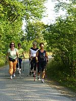 Nordic-Walking Ferienprogramm Farrenberg 16. August