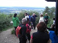 Alb Walking Salmendinger Kapelle 25. August