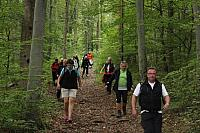 Nordic Walking Betreuerausflug 27. September