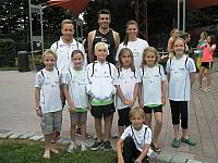 Swim and Run Reutlingen 27. Juni