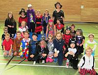 Fasching im Kila-Training 13. Februar