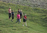 Nordic Walking Sommerferien 2015